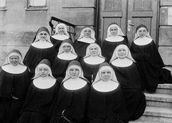 Nonner ved St. Elisabeths Hospital i Tromsø